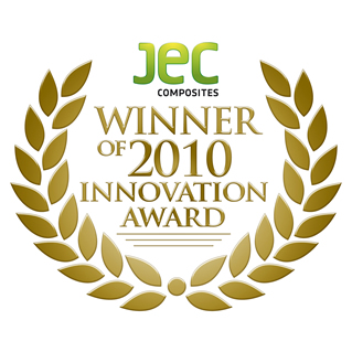 JEC 2010 Innovation Award Winner