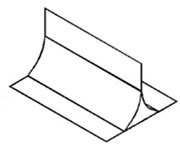 Biteam's flapped junction insert